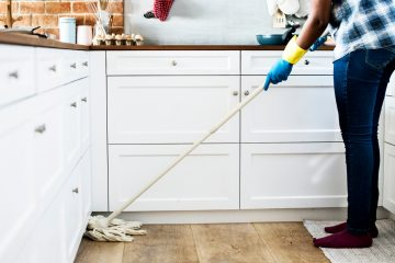 calendario de rutina de limpieza
